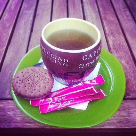 Evita Studios: special herbal tea