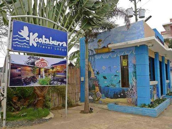 Kookaburra Travel Lodge : Front of hotel