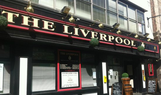 The Liverpool Pub