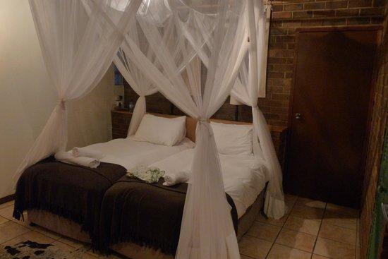Seringa Lodge: Habitación