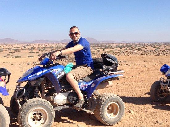 Maroc Quad Passion - Day Tours: Marrakech palmeraie