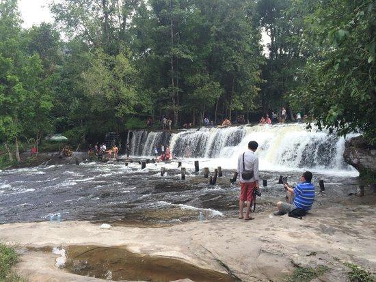 Phnom Kulen National Park: 1st level