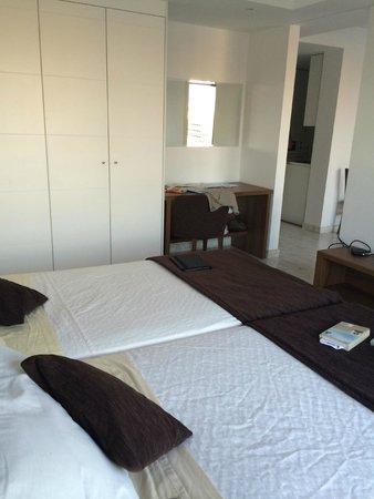 Aparthotel Porto Drach : Bedroom