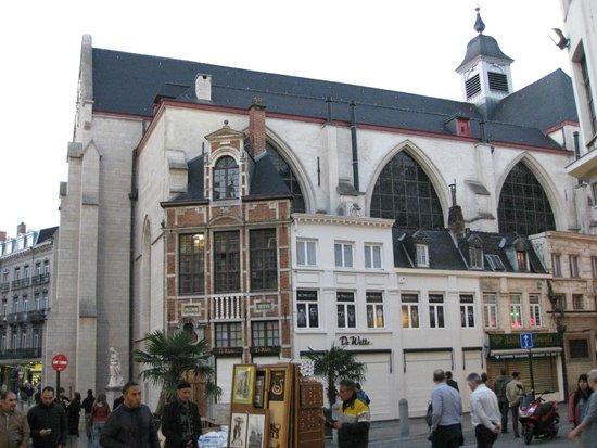 """Результат пошуку зображень за запитом """"st nicholas church brussels belgium"""""""