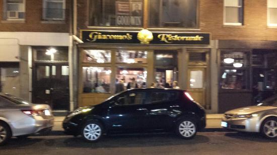 Photo of Giacomo's Restaurant taken with TripAdvisor City Guides