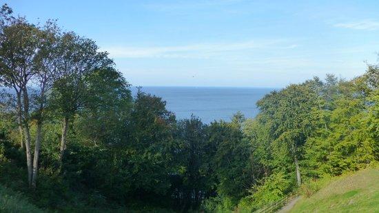 Panorama Hotel Lohme: Blick auf die Ostsee