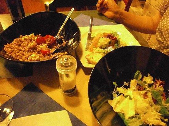 La Canova : サラダ系2皿