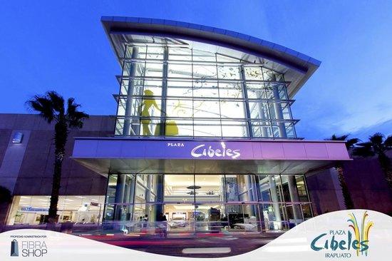 Plaza Cibeles Irapuato ¡Va a encantarte!