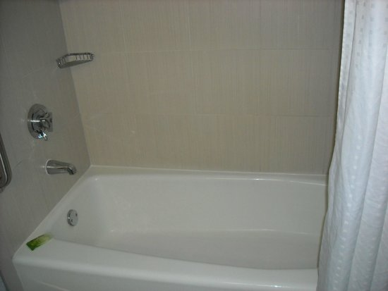 Holiday Inn Express Hotel & Suites Ft Lauderdale - Plantation : Shower/ tub