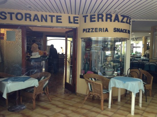 Beautiful Ristorante Alle Terrazze Gallery - Idee Arredamento Casa ...