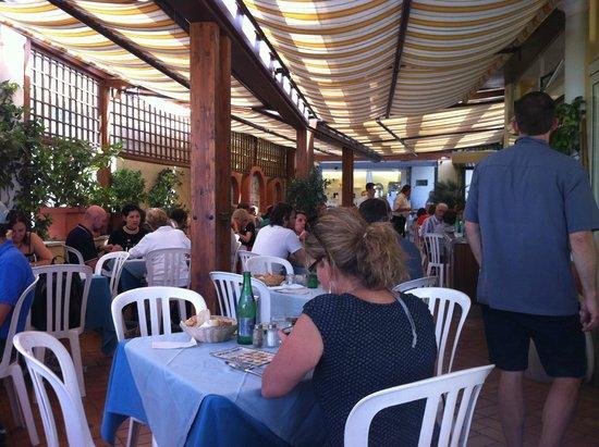 Il bar - Picture of Ristorante Le Terrazze, Anacapri - TripAdvisor