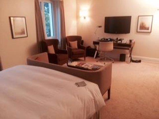 Renaissance Lucerne Hotel: Jr Suite 309