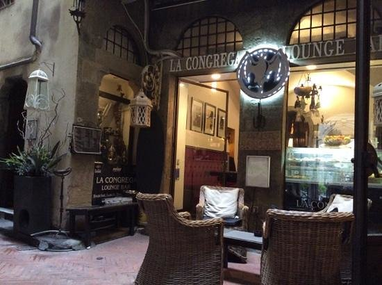 La Congrega Lounge Bar: la congrega