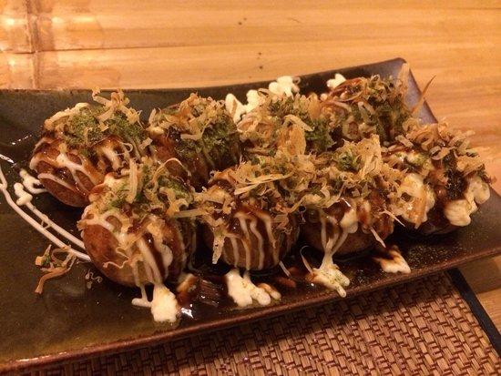 Ageha Sushi: Takoyaki