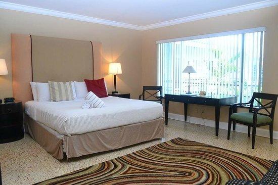 The Victoria Park Hotel : King Suites