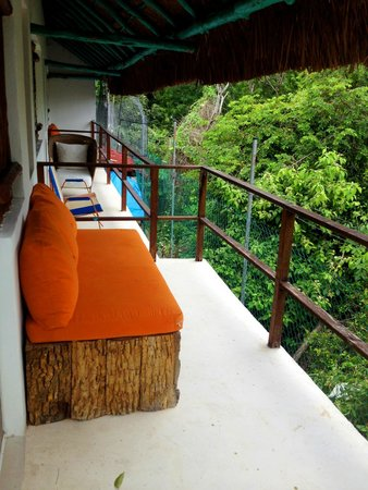 El Jardin de Frida: Room Terrace