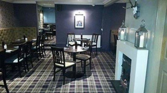 Clachnaharry Inn: Newly refurbished restaurant.