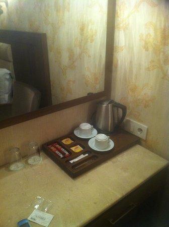 Grand Hilarium Hotel: chambre