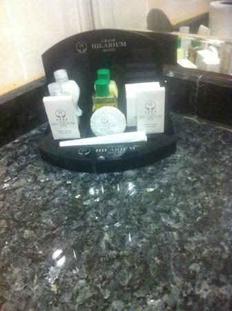 Grand Hilarium Hotel: salle de bain