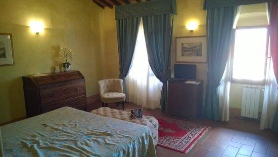 Hotel Villa Casagrande: camera