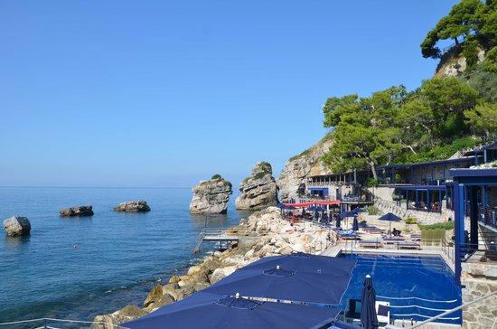 Capo La Gala Hotel: By the Sea