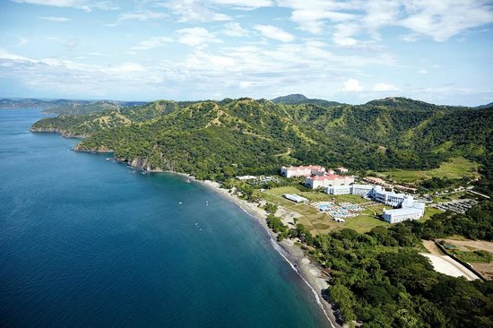 Hotel Riu Palace Costa Rica: Aerial view