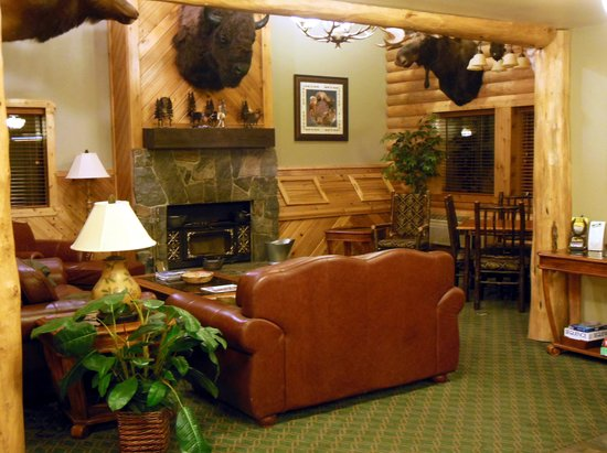 Super 8 West Yellowstone: Lobby