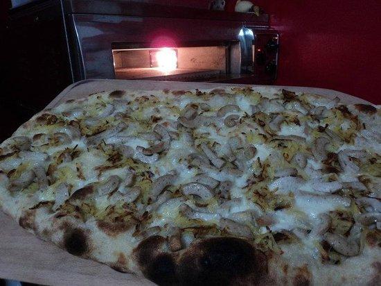 Pronto pizza da gennaro san salvo restaurant - Forno pizza da gennaro ...