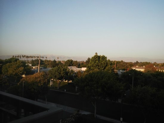 Larkspur Landing Sunnyvale: View from the room