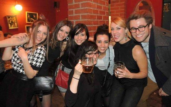 Bar No. 7: Celebrating
