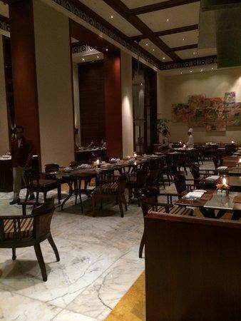 The Dharmawangsa Jakarta : jakarta restaurant