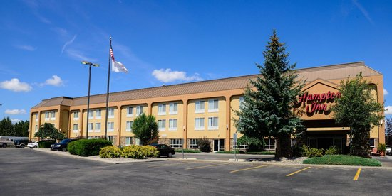 Hampton Inn Idaho Falls At the Mall: Hotel Exterior