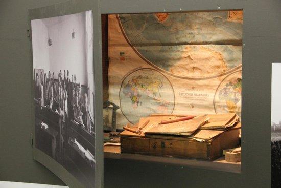 Borgarnes Museum : Clasroom