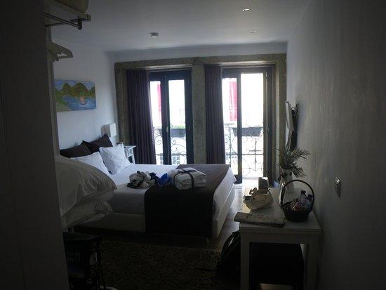 Baixa Guesthouse: Chambre au deuxième