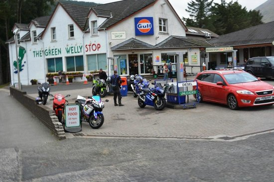 ‪‪Tyndrum‬, UK: The Green Welly Stop‬