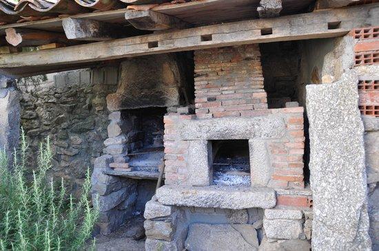 Moralina, Hiszpania: Barbacoa y horno