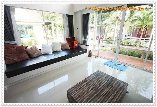Nirundorn Resort: ห้องรับแขก