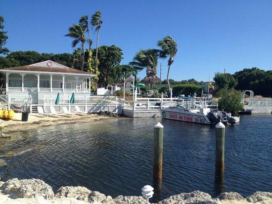 Amy Slate's Amoray Dive Resort: praia