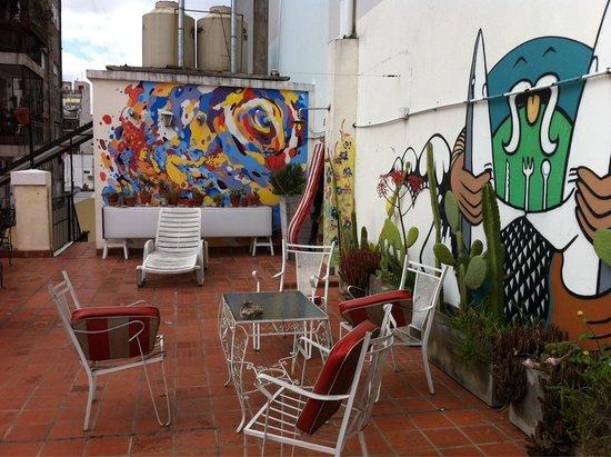 ChillHouse: Parfait pour une petite bière au soleil