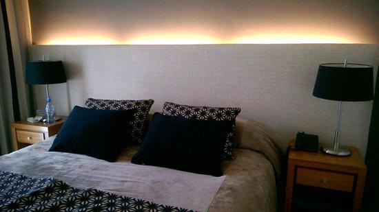Hotel Viejo Molino: la habitacion