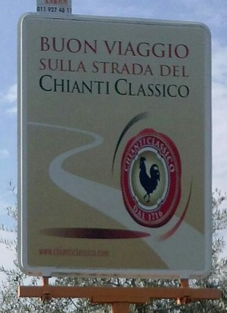 We Like Tuscany: The Chianti Classico Road