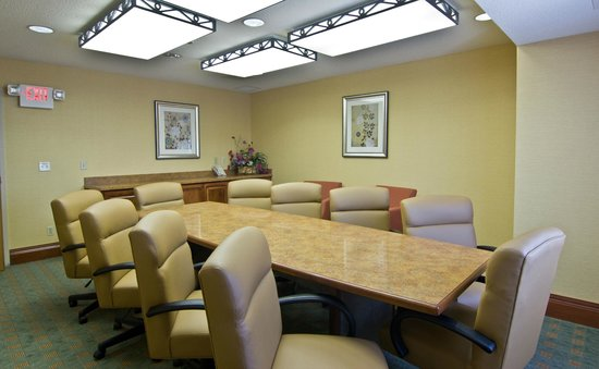 Hampton Inn and Suites Chillicothe : Board Room