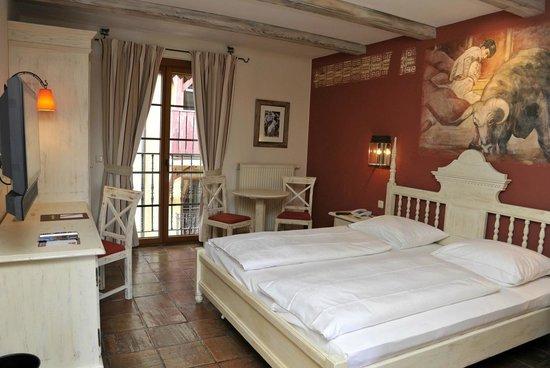 "Hotel ""El Andaluz"" Europa-Park: Standardzimmer Hotel"