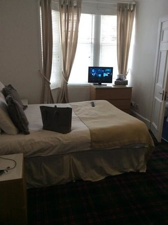 Tullie Inn: Bedroom :-)