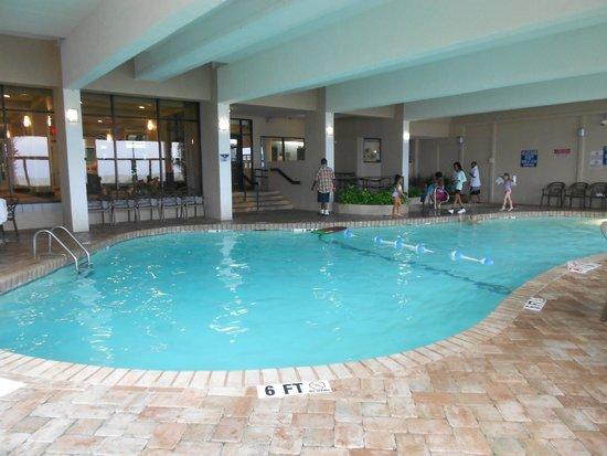 Indoor pool - Indoor swimming pool myrtle beach sc ...