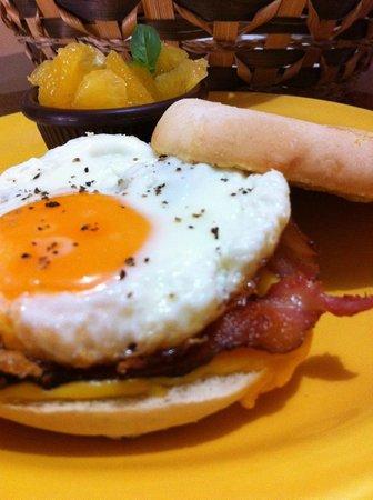 Pan Que Pan: English Muffin