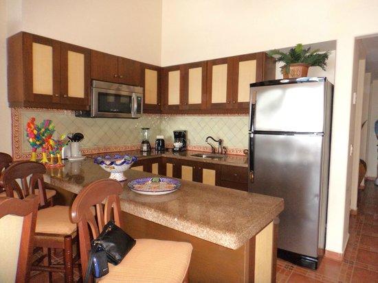 Hacienda Encantada Resort & Spa: Kitchen