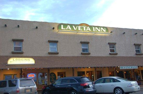 La Veta Inn exterior