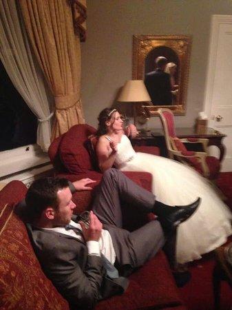 Farington Lodge Hotel: bedroom