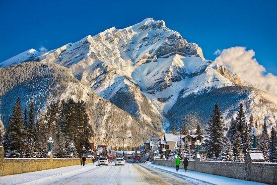 Kanadische Rockies, Kanada: Banff Avenue